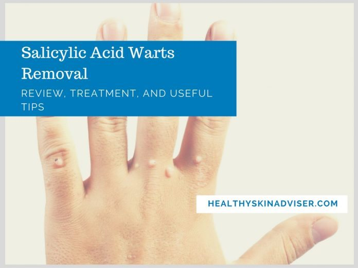 Salicylic Acid Warts Removal