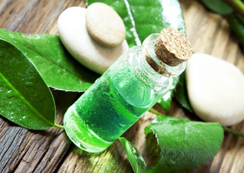 Tea Tree Essential Oil for warts removal