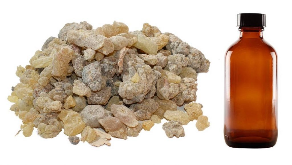 how to get rid of a pimple overnight with Frankincense essential oil