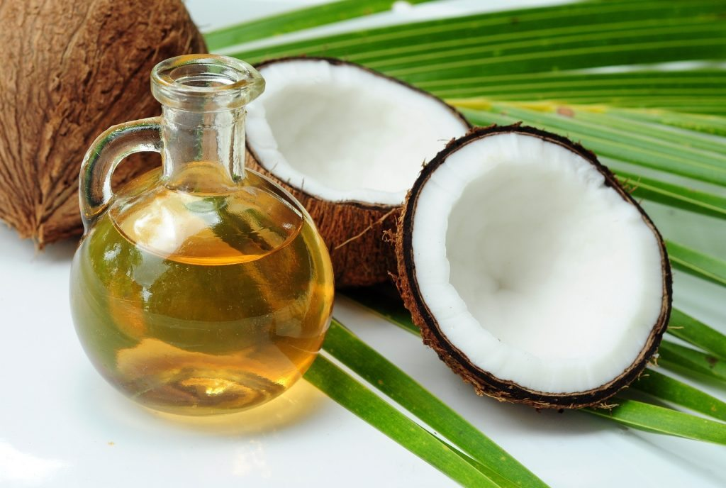 Coconut Oil & Aloe Vera pustular psoriasis
