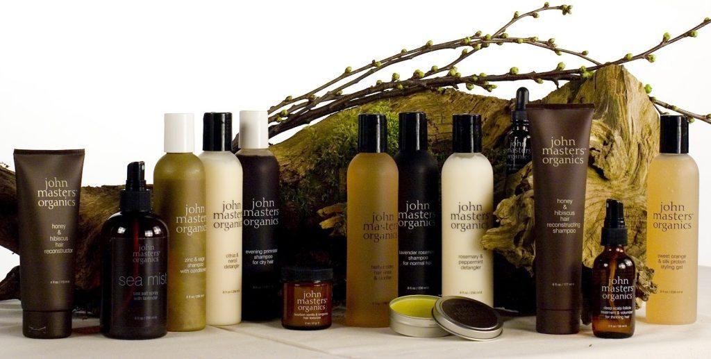 John Masters' Organics seborrheic dermatitis shampoo