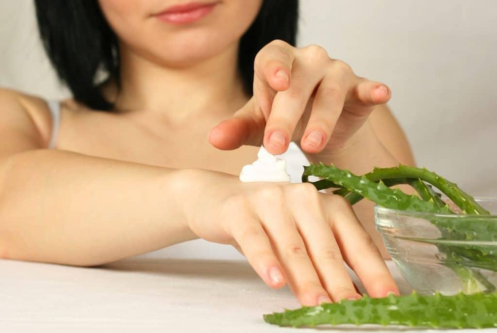 aloe vera for pustular psoriasis