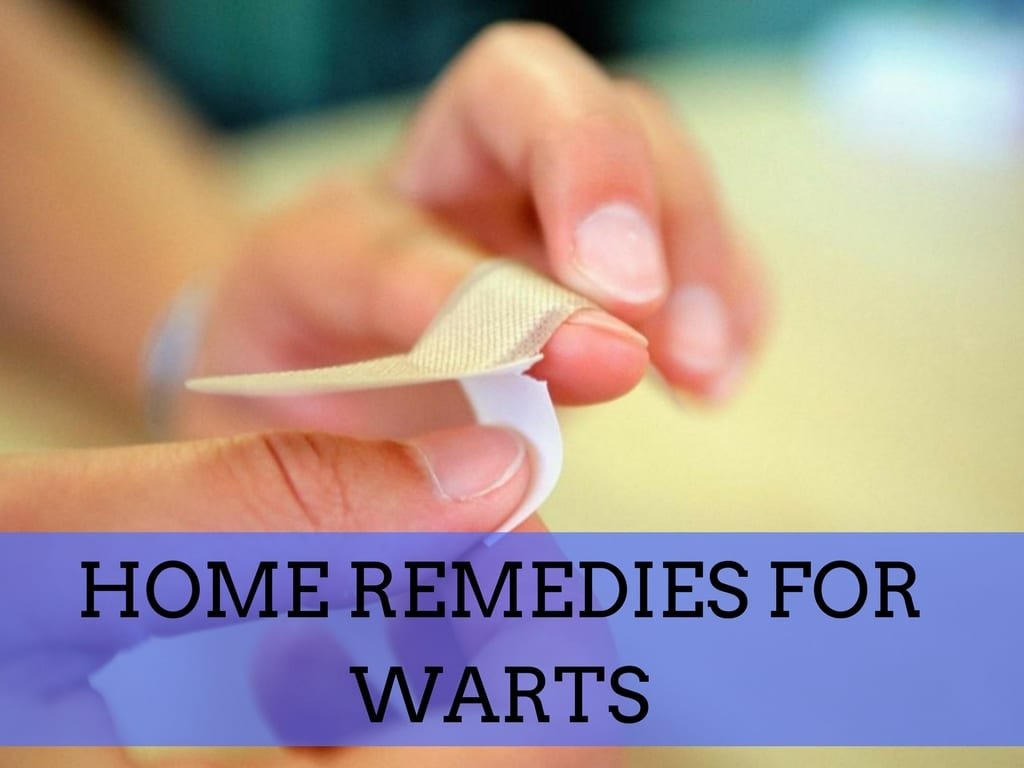 Home remedies for anal warts