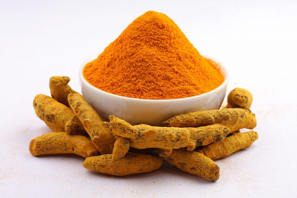 Turmeric for guttate psoriasis