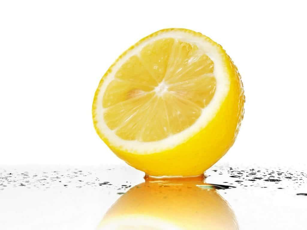 Lemon juice for pimple on scrotum