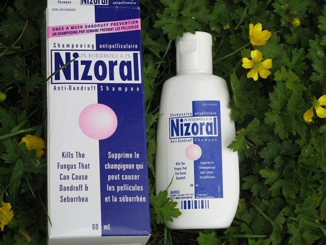 nizoral shampoo for acne