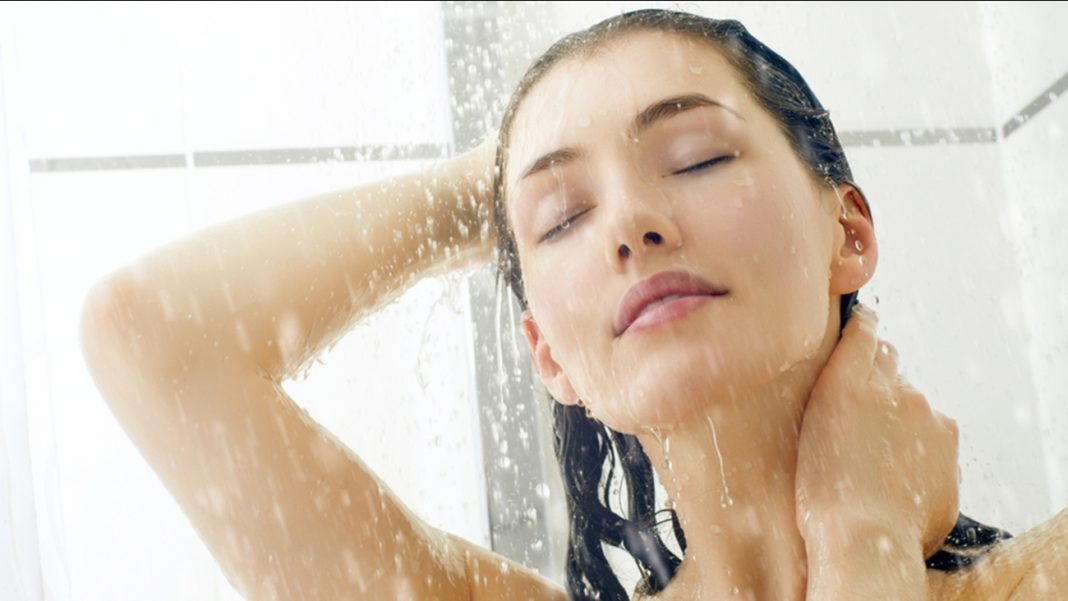showering woman img